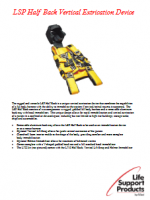 Half-Back-Vertical-Extrication-Device