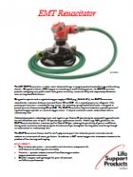LSP EMT Resuscitator