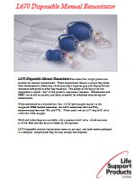 LSP-L670-Disposable-Manual-Resuscitator